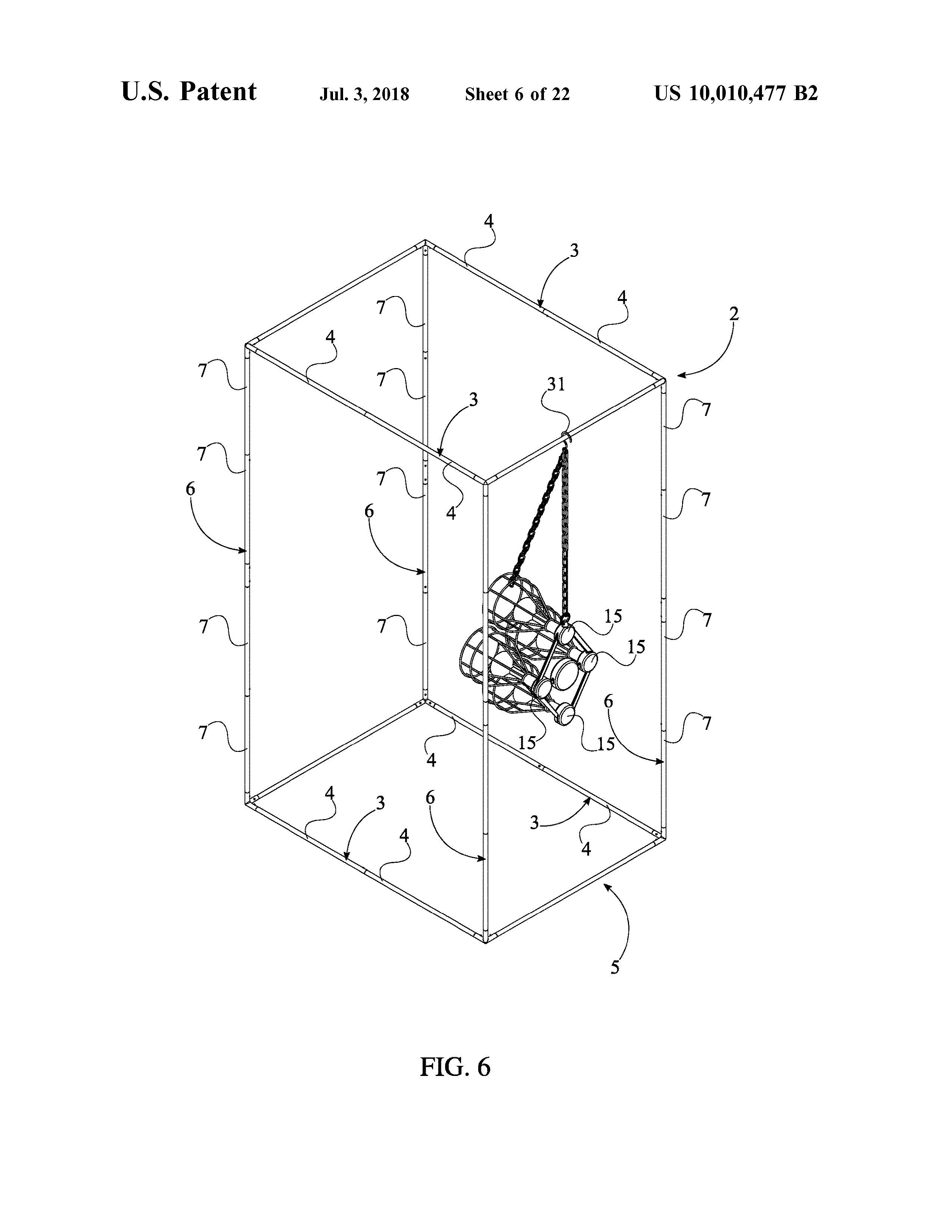 Sauna Tent Patent Page 8
