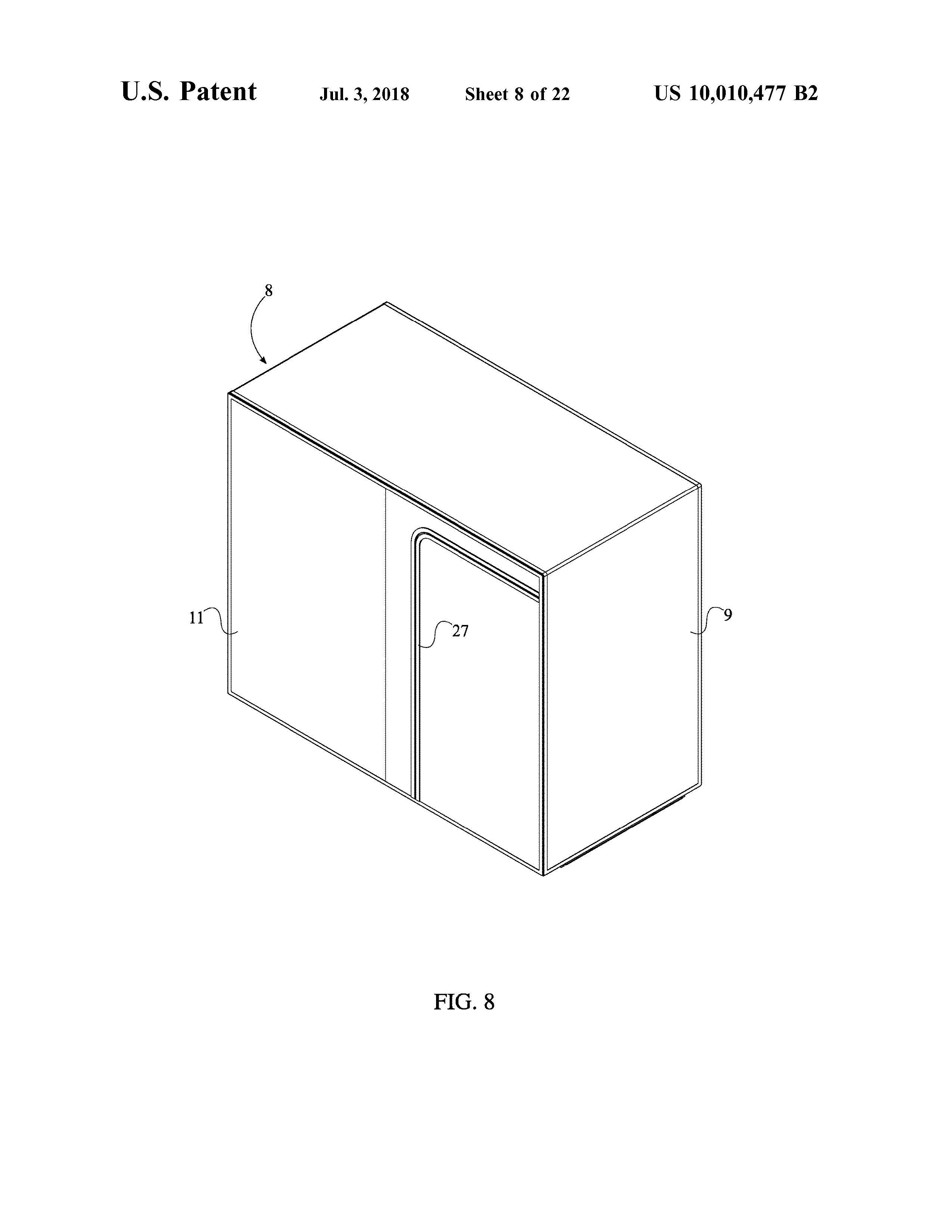 Sauna Tent Patent Page 10
