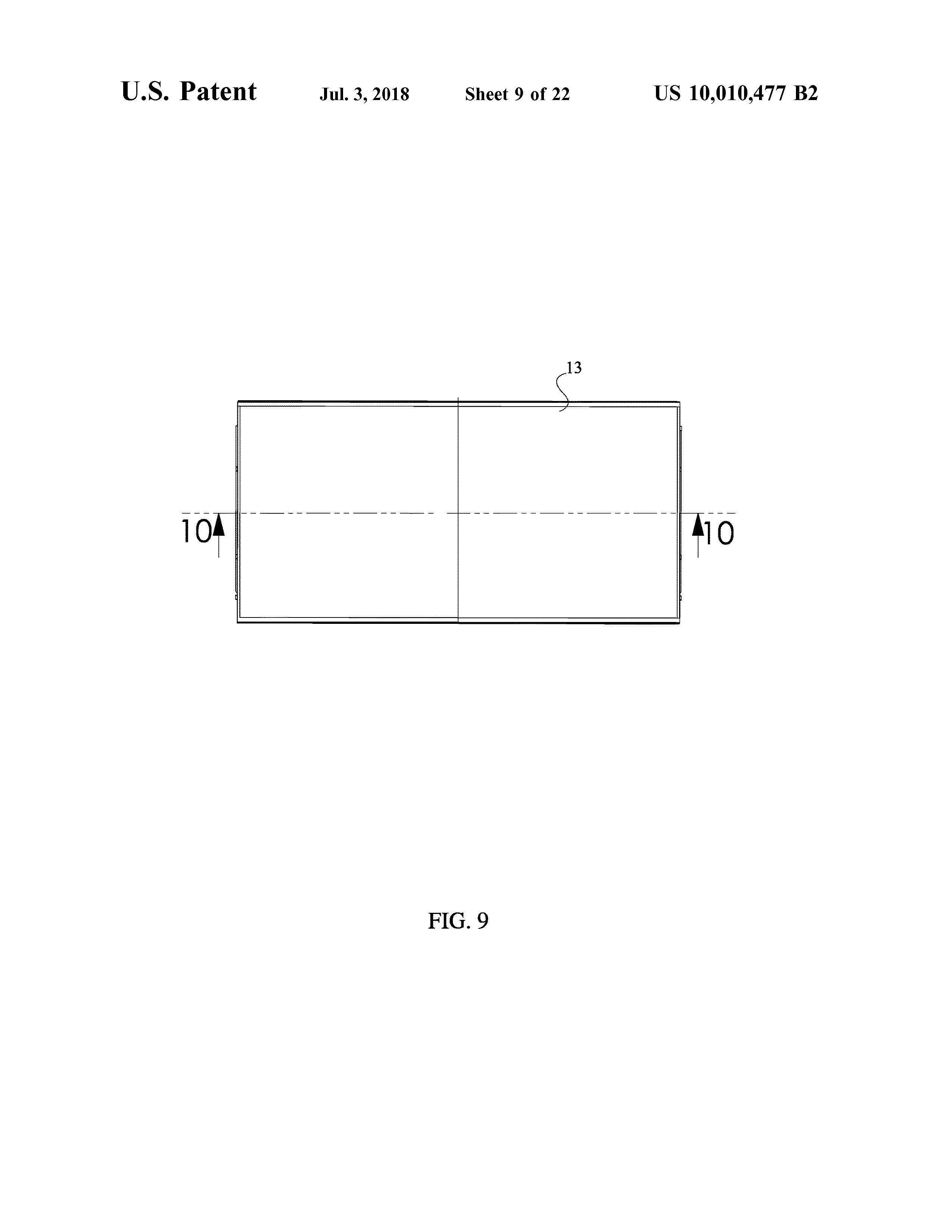 Sauna Tent Patent Page 11