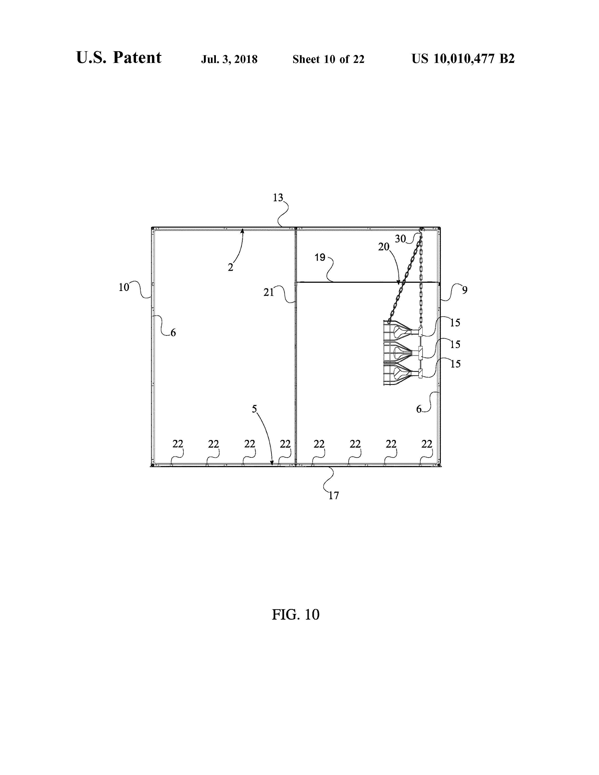 Sauna Tent Patent Page 12