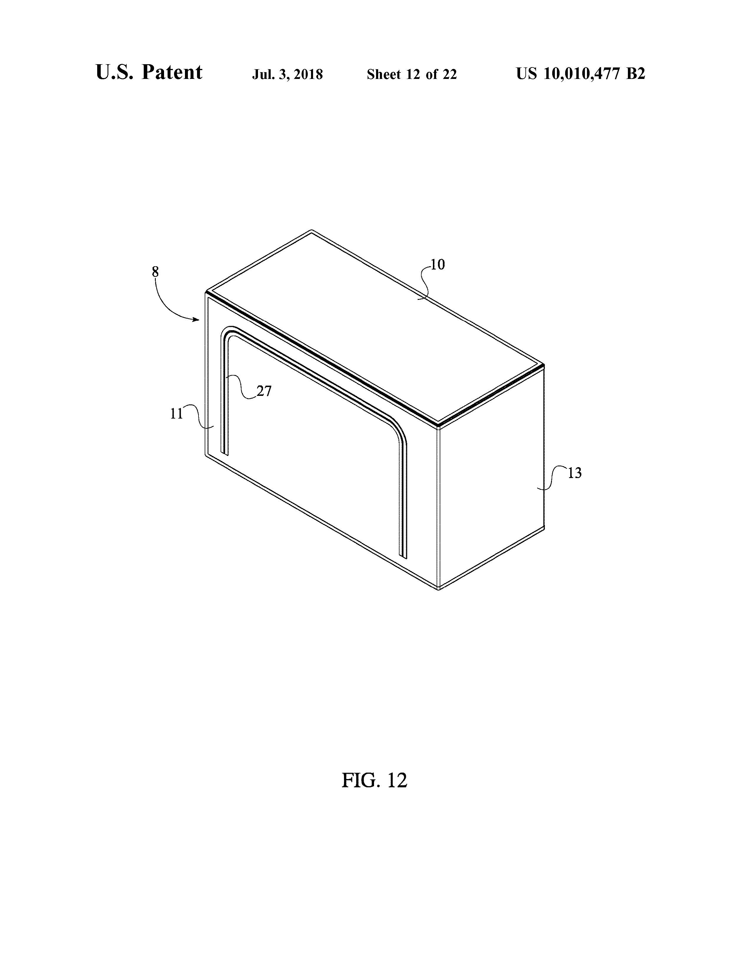 Sauna Tent Patent Page 14
