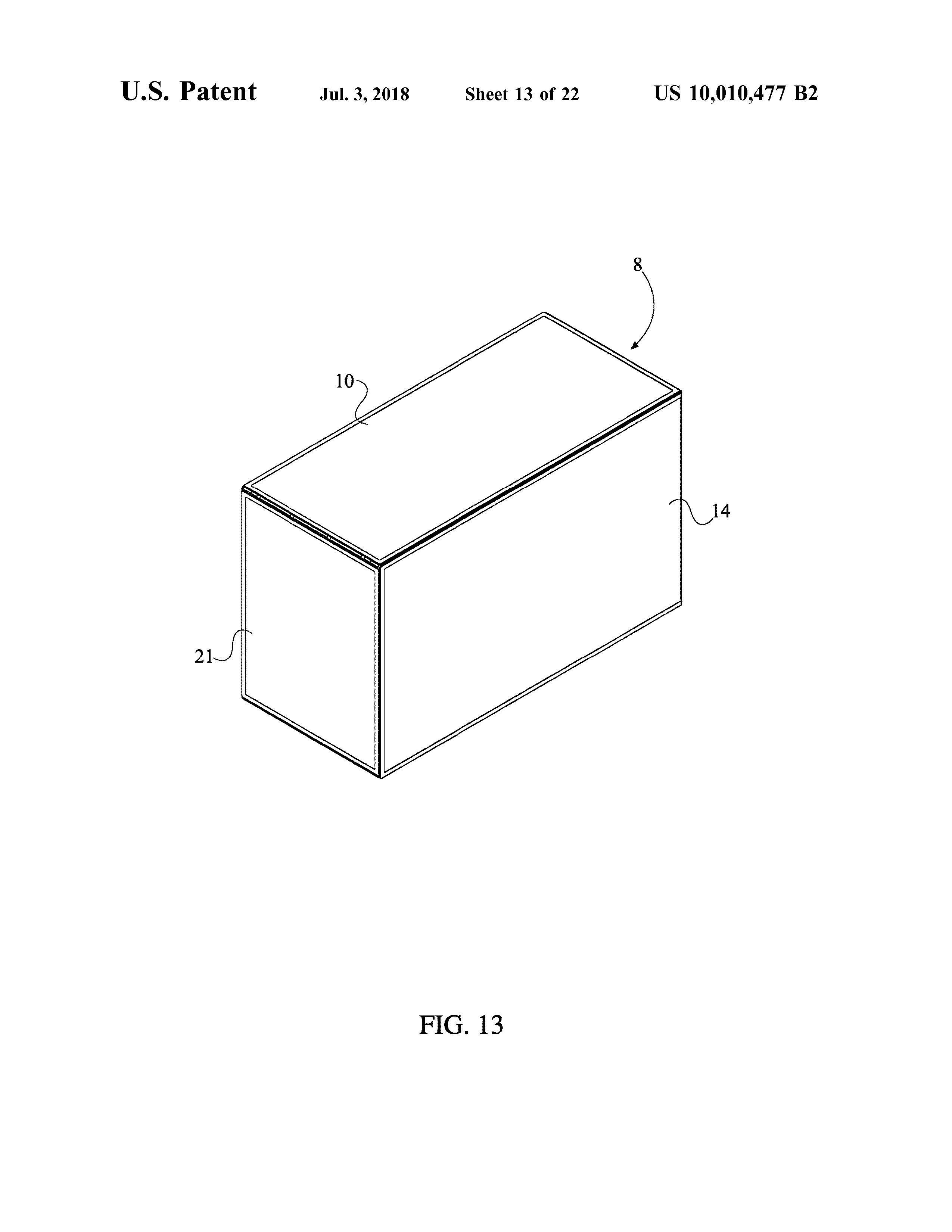 Sauna Tent Patent Page 15