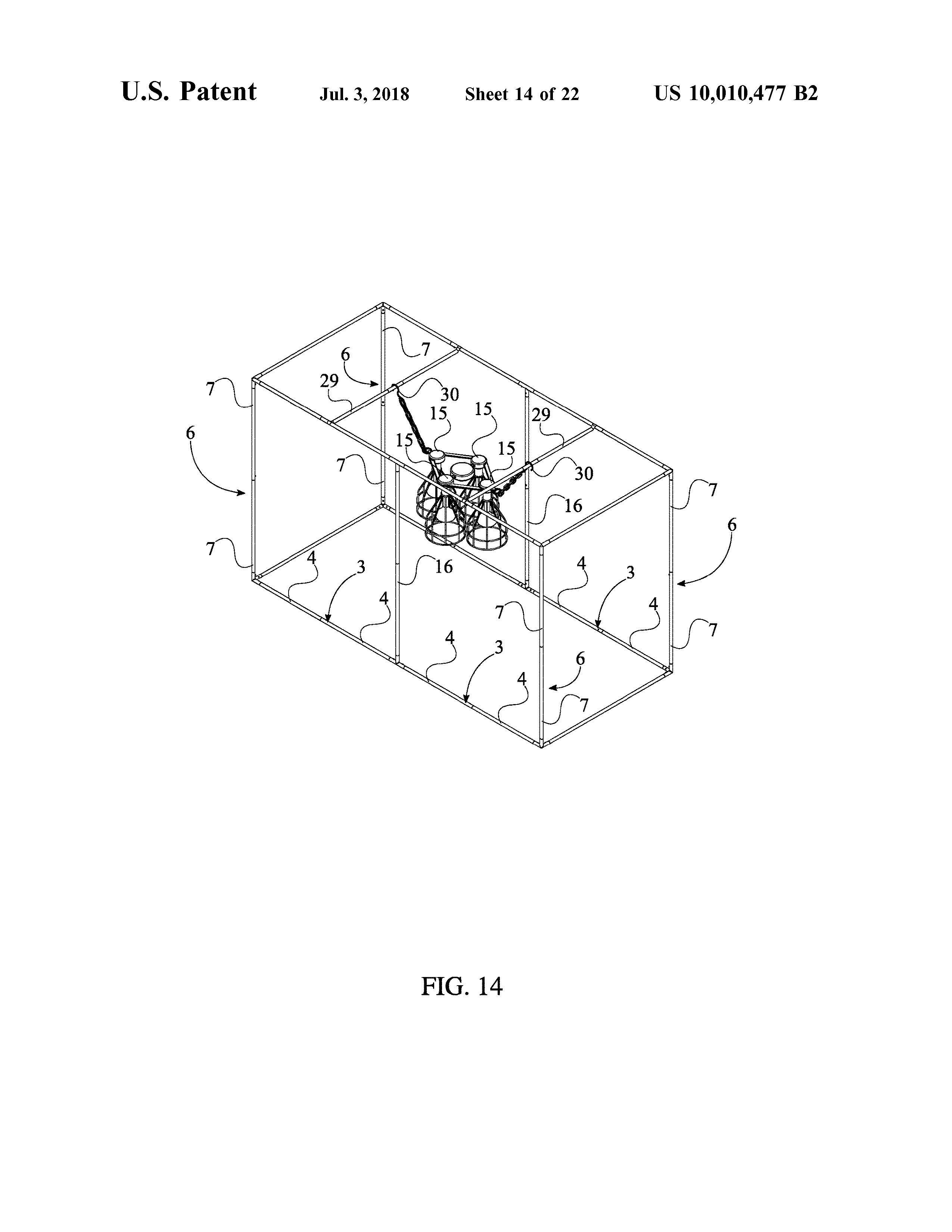 Sauna Tent Patent Page 16