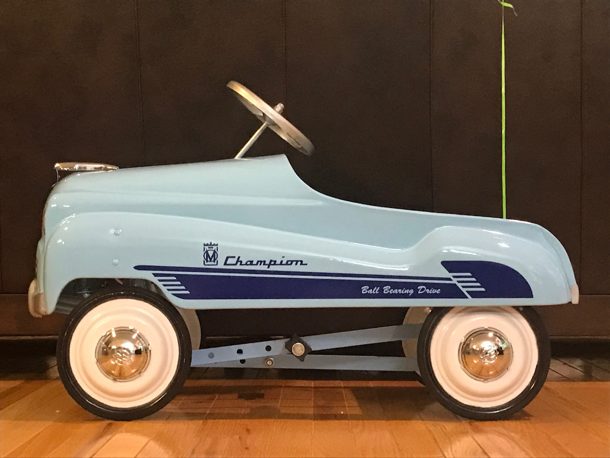 Restore Your Pedal Car