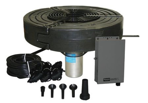 Kasco Marine 5.1JF 5 HP Fountain w/Float w/Controller