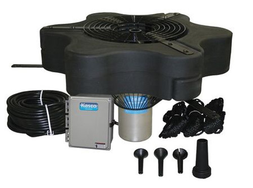 Kasco Marine 3.3JF 3 HP Fountain w/Float w/Controller