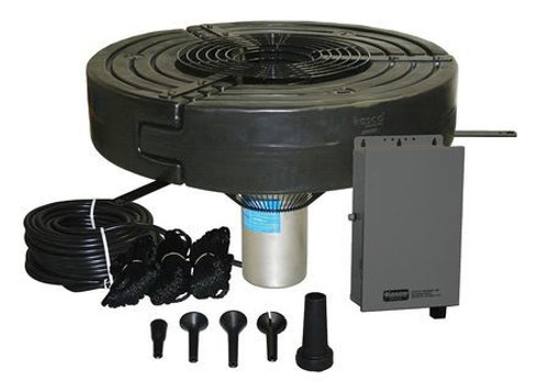 Kasco Marine 7.3JF 7.5 HP Fountain w/Float w/Controller