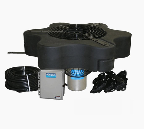 Kasco Marine 2.3VFX 2 HP 240V 3 Phase Fountain w/Float w/CF-3235 Controller
