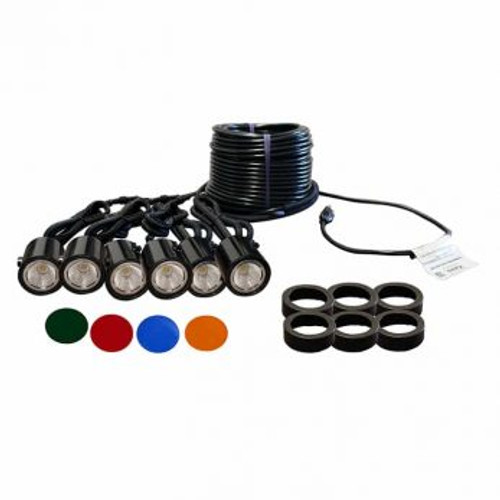 Kasco Marine LED Composite Housing Light kit, 6 Fixtures
