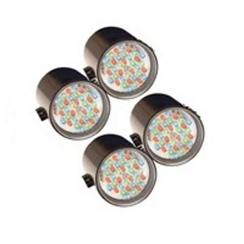 Kasco Marine RGB Composite Housing Light kit,4 Fixtures
