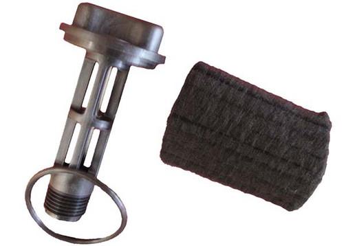 EasyPro RVBP Black Plug for Rotary Vane units