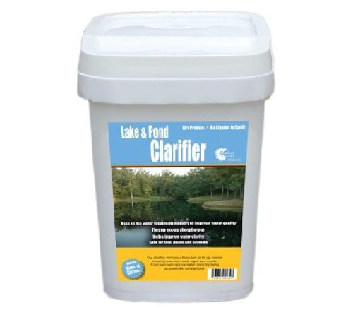 Outdoor Water Solutions PSP0134 Lake & Pond Water Clarifier (10 lb. pail)