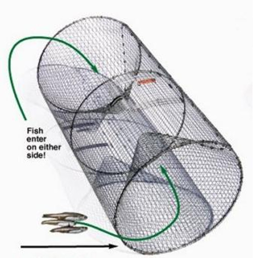 Outdoor Water Solutions TRP0331 Perch & Baitfish Trap