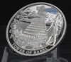 Tower of Babel - Biblical Stories Silver Proof Coin set  2$ Palau 2016