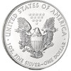 LOVE Walking Liberty Silver Eagle 1 Oz Silver Coin 1$ US Mint 2016