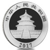 Panda Silv PANDA MAO ZEDONG China Flag Silver Coin 10 Yuan China 2017 er Coin 10 Yuan China 2017