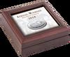 2018 ELEPHANT-African Wildlife 1 oz High Relief Silver Coin - 100 Sh Somalia