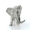 AFRICAN ELEPHANT – 18 oz Silver 3D STATUE with Serial Number