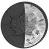 """MAPLE LEAF """"Moon Phases"""" 4 Seasons SILVER COINS SET CANADA 1"""