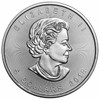 1 oz Silver Coin - Canadian Maple Leaf 2018