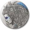 CASSANDRA Dark Beauties Silver Coin 2$ Niue 2018