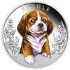 Beagle 1/2 oz Silver Proof 2018 Australia