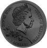 CZECH LION Golden Enigma 1 Oz Silver Coin 2 Dollars Niue 2018