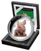 Year Of The Pig - 1 oz Proof Color Silver Coin - Ultra High Relief 2019 Palau