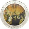 Life of CHOPIN PIANO box Silver Proof 8 Coin set 2009 Andorra
