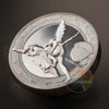 CUPID AND PSYCHE - Two sided Marble Effect 2016 2 oz Silver Coin