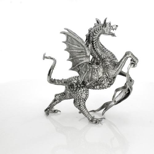 Griffin at Temple Bar – 3D STATUE –16+ Troy oz solid Silver