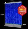 Double Bubble Effect Waterwall panel - Freestanding