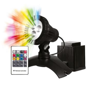 5.8W Multicolour Spotlight Kit