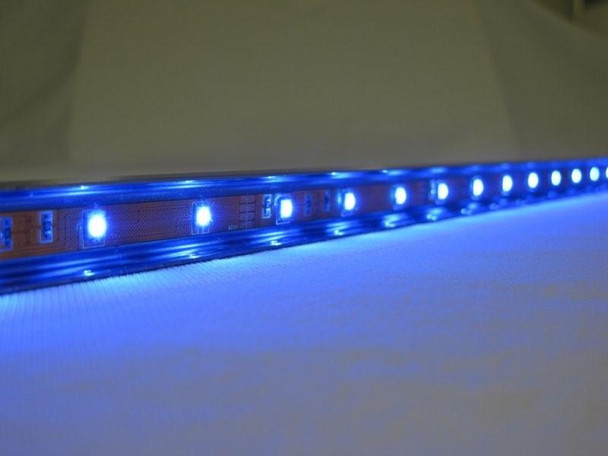 900mm wide MULTI COLOUR LED Light Bar & Spillway Blade Water Feature