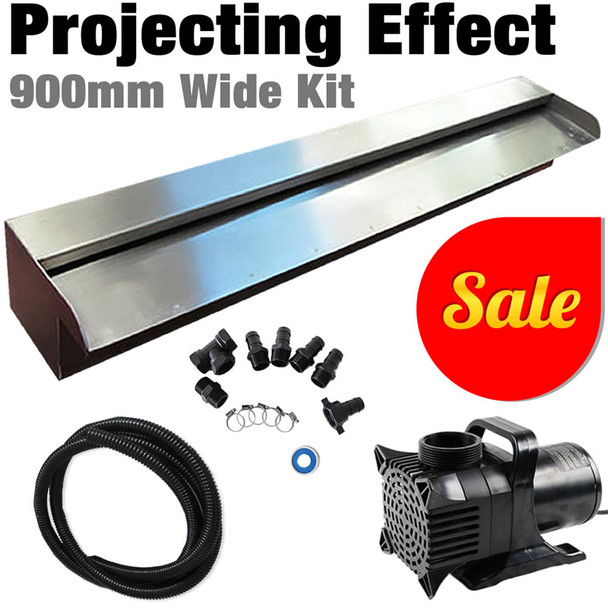 DIY Projecting Effect Water Feature Kit