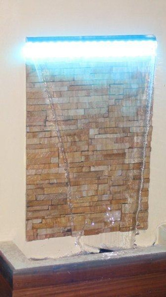 SAVER 900 - Water Wall Projecting Effect Kit with FREE SHIPPING