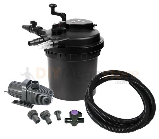 PondMAX PF4500UV Filter & Pump Kit