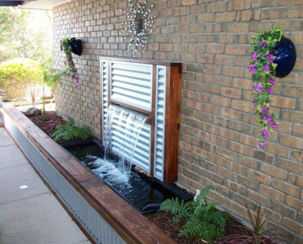 Creat Your Own Water Feature Water Feature Stainless