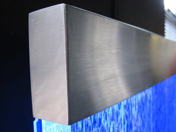 Bubble Panel Water Feature DOUBLE - Freestanding Overall Size 1010mm Wide x 1830mm High - 2 Units Combined