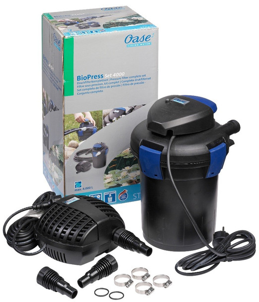 Oase Biopress 4000 UV Filter & Pump Set