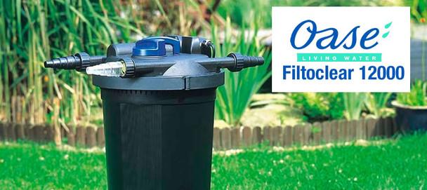 Oase Pressure Filtoclear 12000 Filter