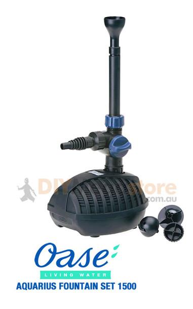 Aquarius 1000 Set Pump