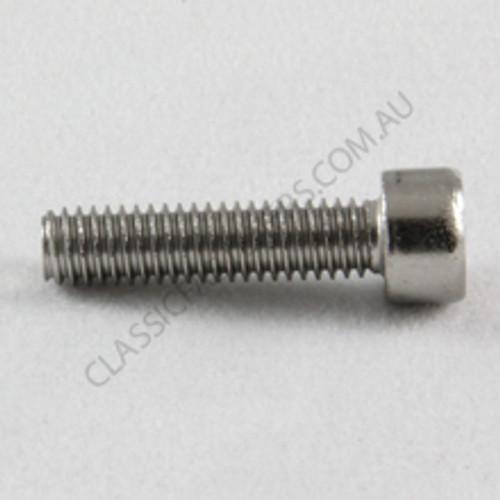 Socket Head Cap Screw Stainless 2 BA x 3/4