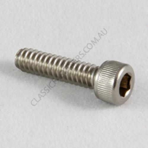 Socket Cap Stainless 10-24 UNC x 3/4
