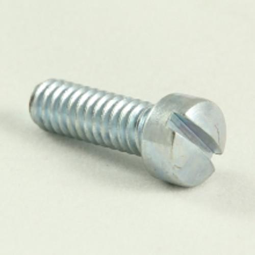 Fillister Head Screw Steel Zinc/pl