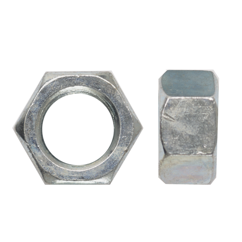 Std Hex Nut Zinc Grade 8.8: M8 (1.00mm FINE)
