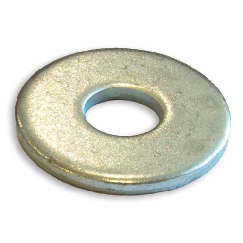 Heavy Duty Flat Washer Zinc : M8 x 30mm x 3mm