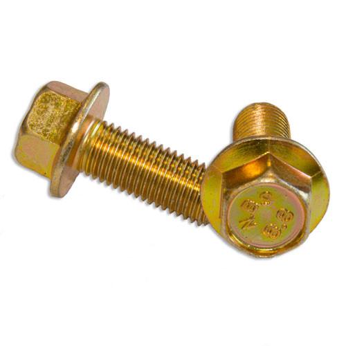 Flanged Bolt Grade 8.8 Zinc : M8 (1.25) x 16mm