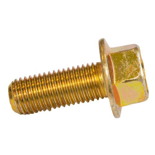 Flanged Bolt Grade 8.8 Zinc : M8 (1.25) x 40mm