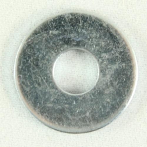 Flat Washer Zinc 1/4 x 3/4 OD x 16G. Qty: 1